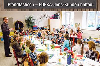 EDEKA Jens Pfandspendenbox