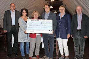 6.000 Euro für den Kinderschutzbund