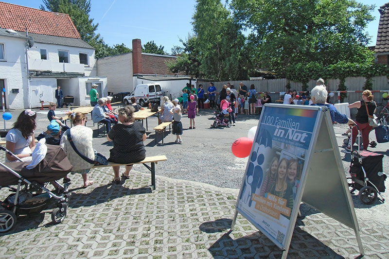 Tag der offenen Tür im Familienzentrum Neustadt