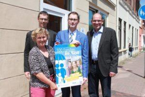 """2.500 Euro für """"100 Familien in Not"""" vom Lions Club Neustadt"""